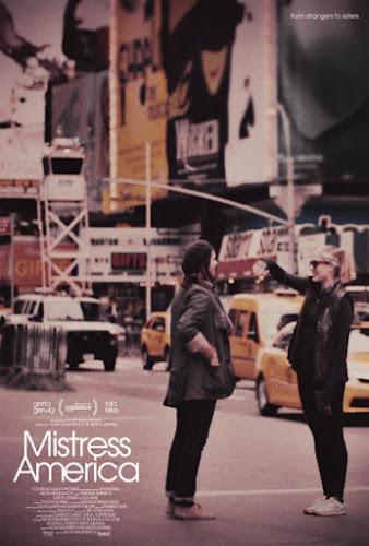 Mistress America (BRRip 1080p Dual Latino / Ingles) (2015)