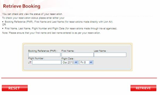 Cetak Tiket Lion air Online