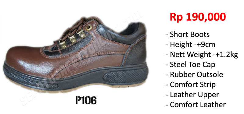 Sepatu Safety Murah | Jual Safety Shoes | Boots | Safety Equipment ...