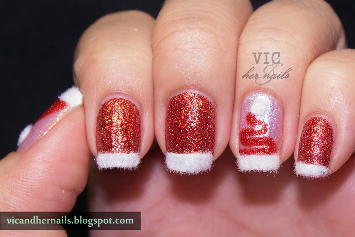 Nicole By Opi Orna Ment For Each Other Kleancolor Gorgeous Surprise Sweet Color Red Glittered Liner Nail Polish Read My Review Here