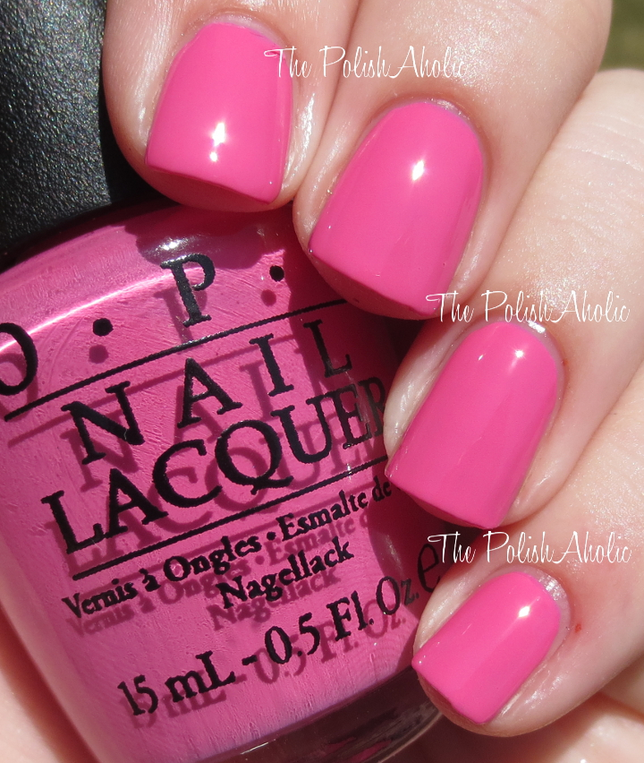 The PolishAholic OPI Fall 2014 Nordic Collection Swatches Review