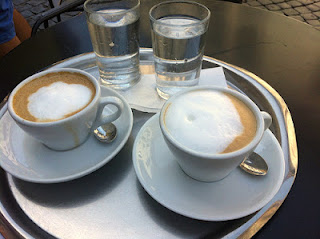 Sant'Eustachio Cafe Rome Roma Eustachio