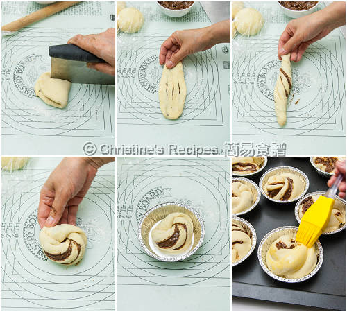 Nutella Buns Procedures02