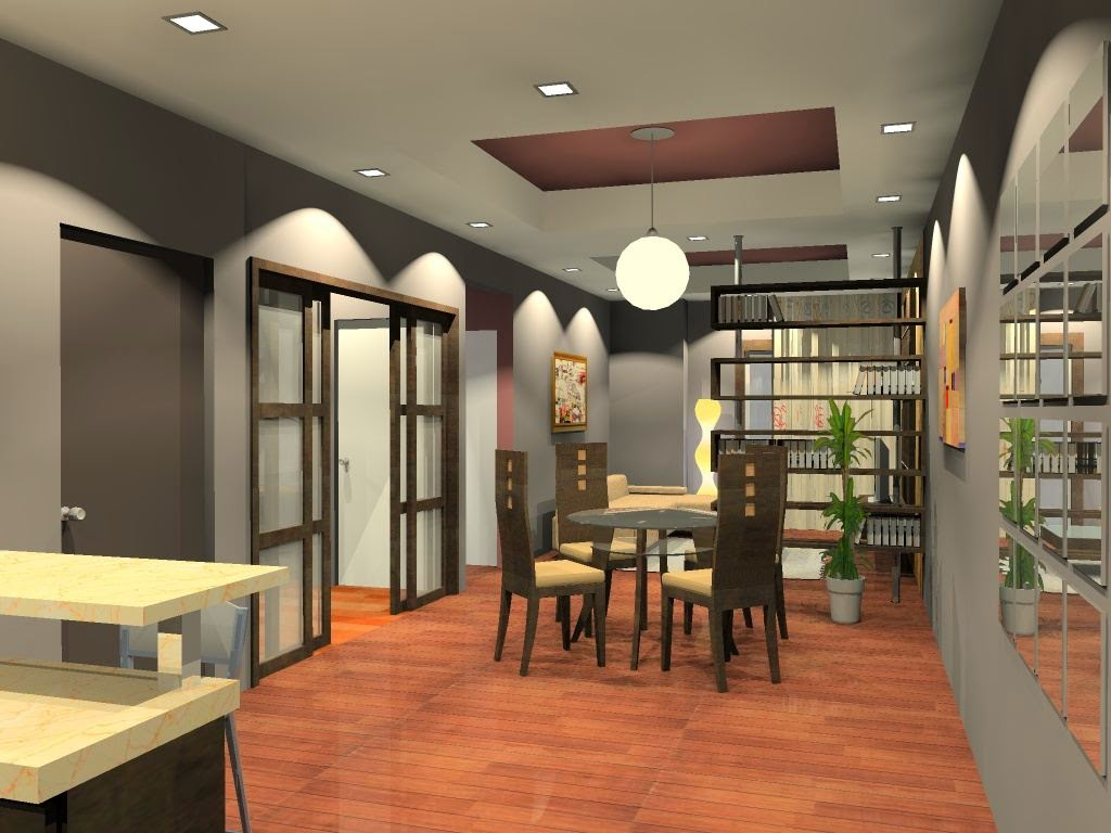 Modern Interior Design For Dining Room