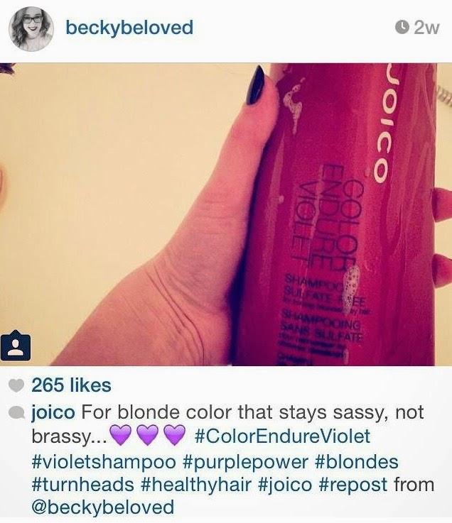 Joico Colour Endure Violet