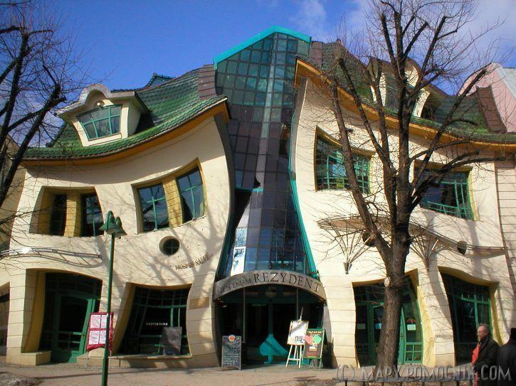 Wonder works usa for Unique architecture around the world