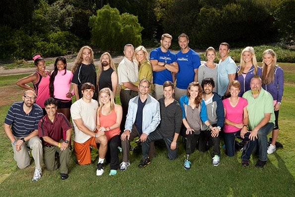 Don't Read The Spoiler - The Amazing Race 21 - Cast - 11 Equipos