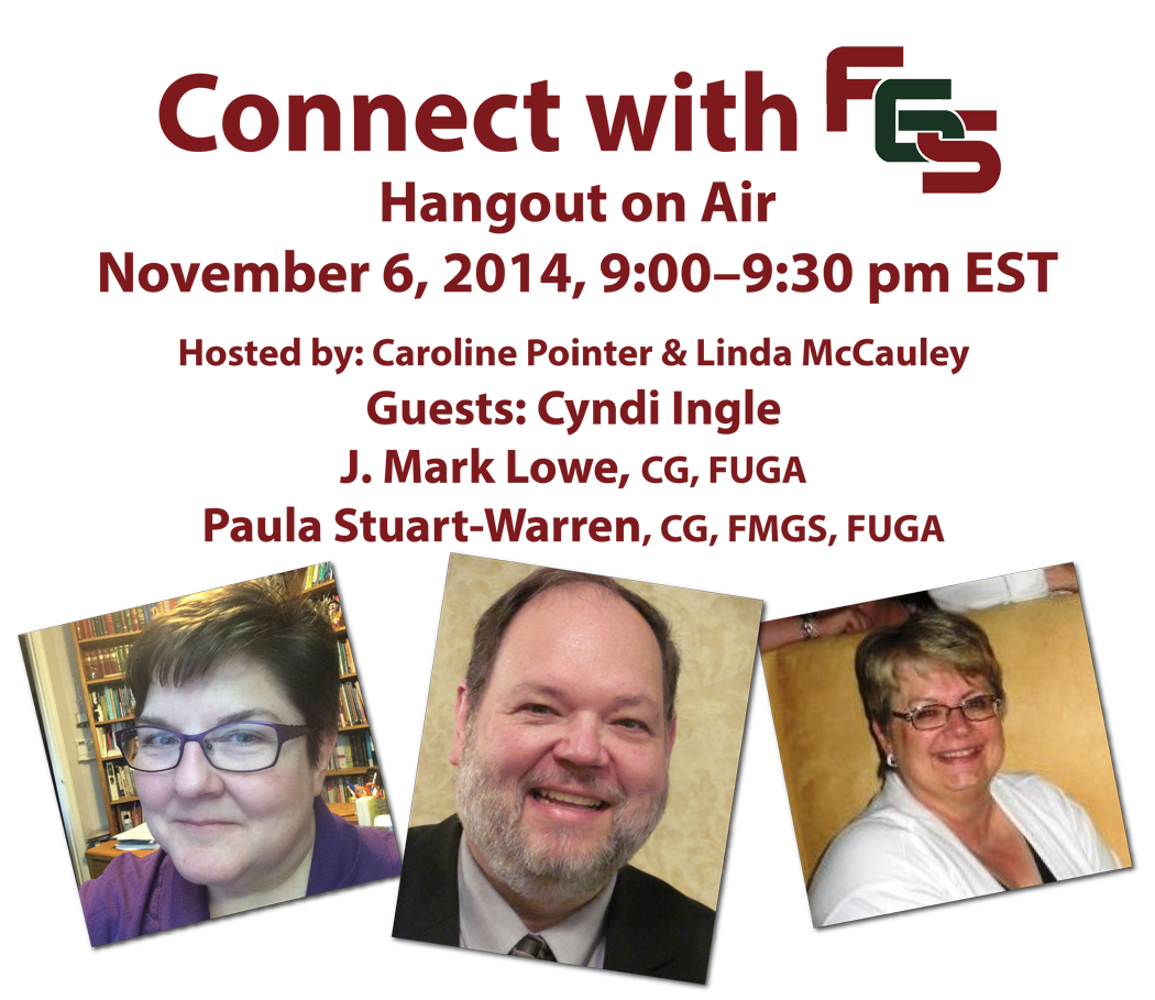 Connect with FGS 11/6/2014