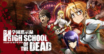 Phim Highschool Of The Dead BD