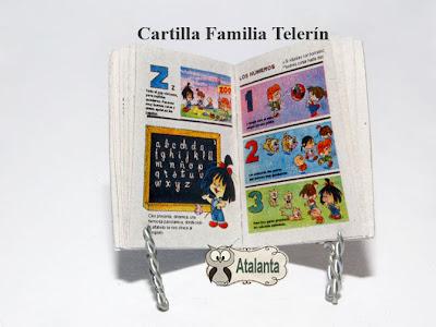 Cartilla Familia Telerín