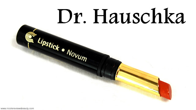 Dr. Hauschka Lipstick Novum in 02 Copper Beach