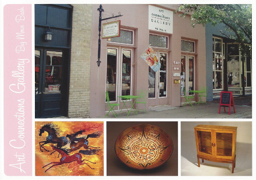 Art Connections Gallery, Bastrop, Texas