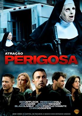 Filme Atração Perigosa Dublado AVI DVDRip