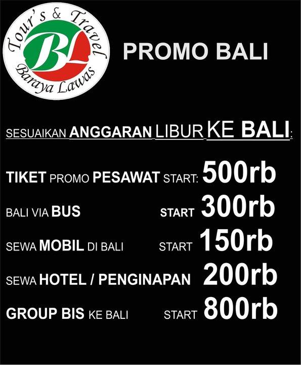 Promo Tiket Pesawat Hotel Room Cottages Di Bali Rental Mobil Murah Voucher Tempat Wisata