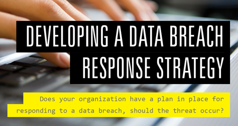 data breach, response strategy, cyber attack, plan, 