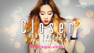 Lirik, Makna dan Terjemahan Taeyeon - Closer (OST. To The Beautiful You)