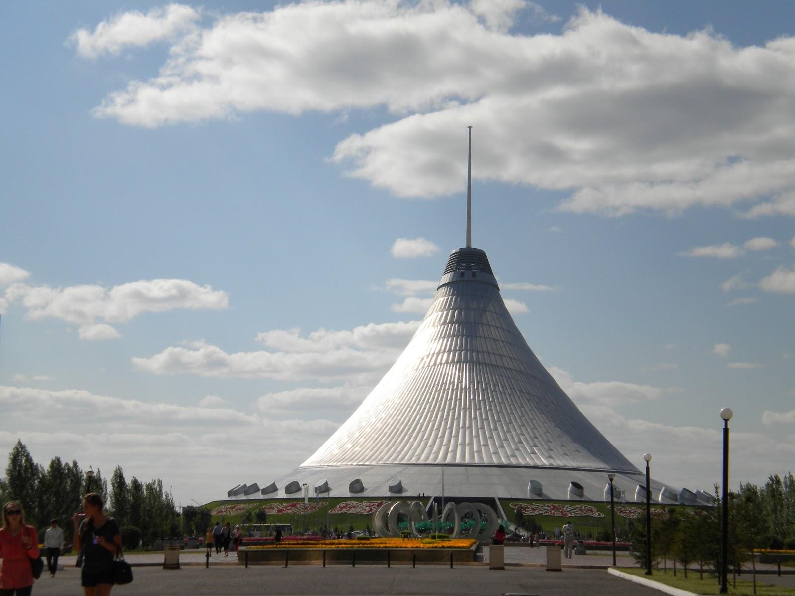 Khan Shatyr Astana