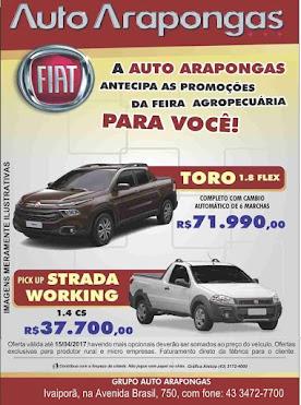 IVAIPORÃ TEM AUTO ARAPONGAS