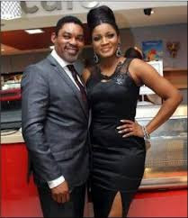 I married my wife a virgin - Omotola's husband Captain Mathew Ekeinde confesses