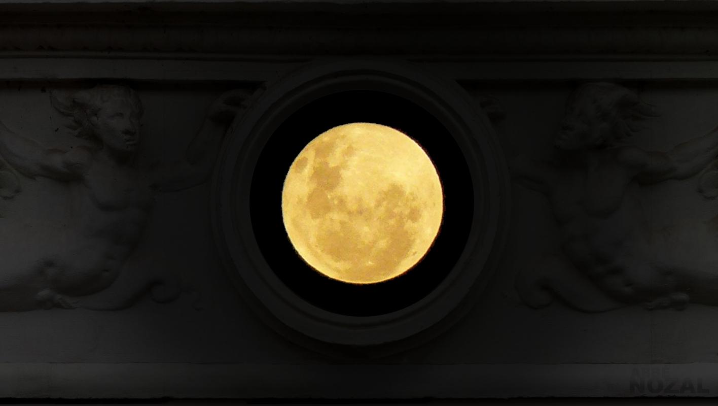 Luna llena, 2014 Abbé Nozal