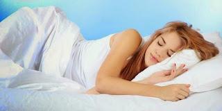Tidur yang Salah Menyebabkan Kulit Wajah Cepat Keriput