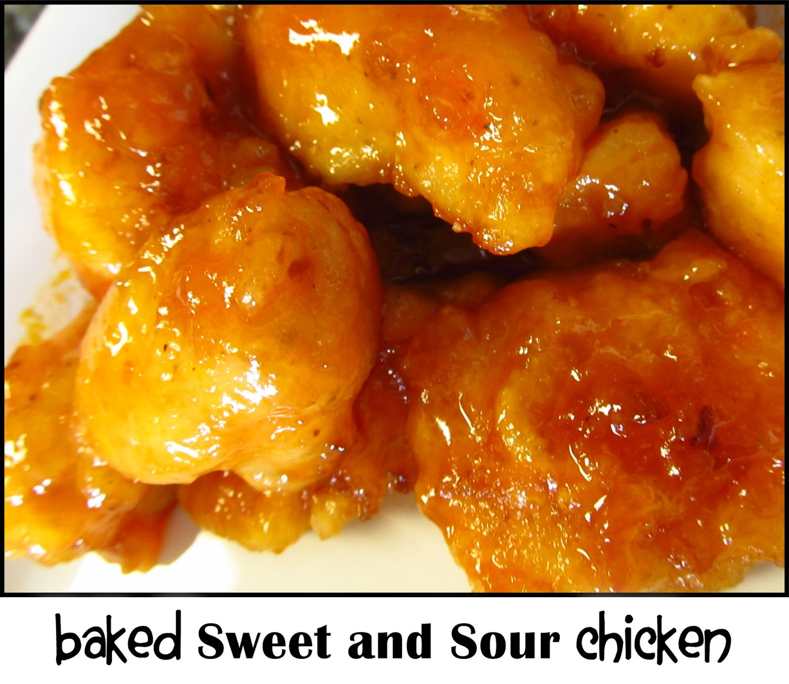 MOMS CRAZY COOKING: Chinese Sweet & Sour Chicken {TWC #86 Linky Party ...
