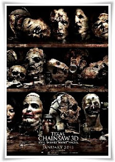 Texas Chainsaw 3D - 2013 movie info and trailer