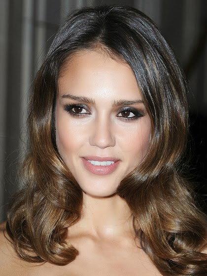 Jessica Alba Makeup Look