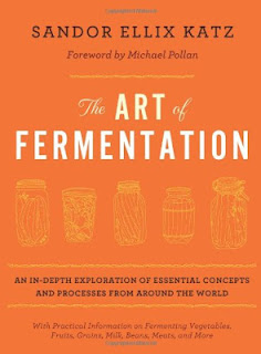 Sandor Katz - The Art of Fermentation - Cover