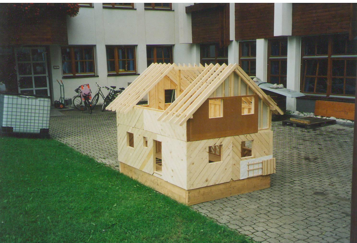 Holzrahmenbau verbindungen  holzhaus-service-noe: Juli 2011