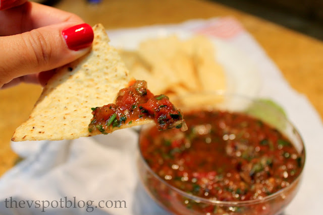 Nothing is better than fresh homemade salsa!