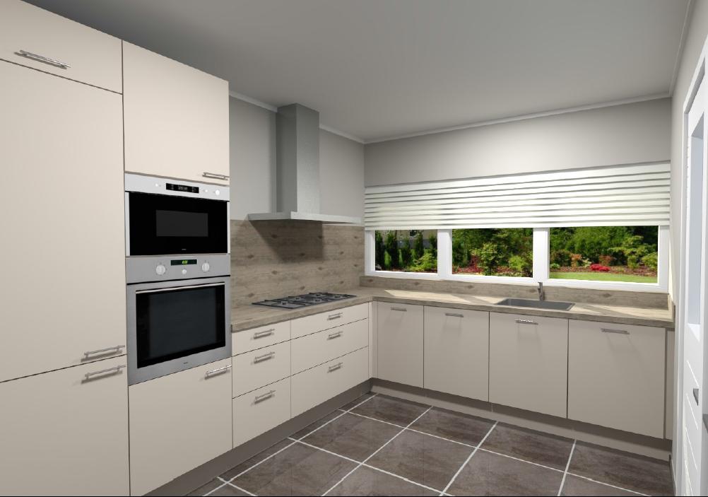 niet dromen, maar doen: Nieuwe keuken