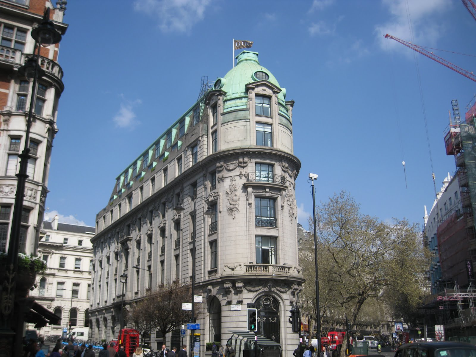 One aldwych london map gallery for Top 10 luxury hotels london