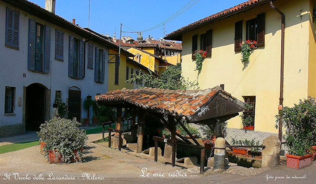 Vicolo delle lavandaie (Milano)