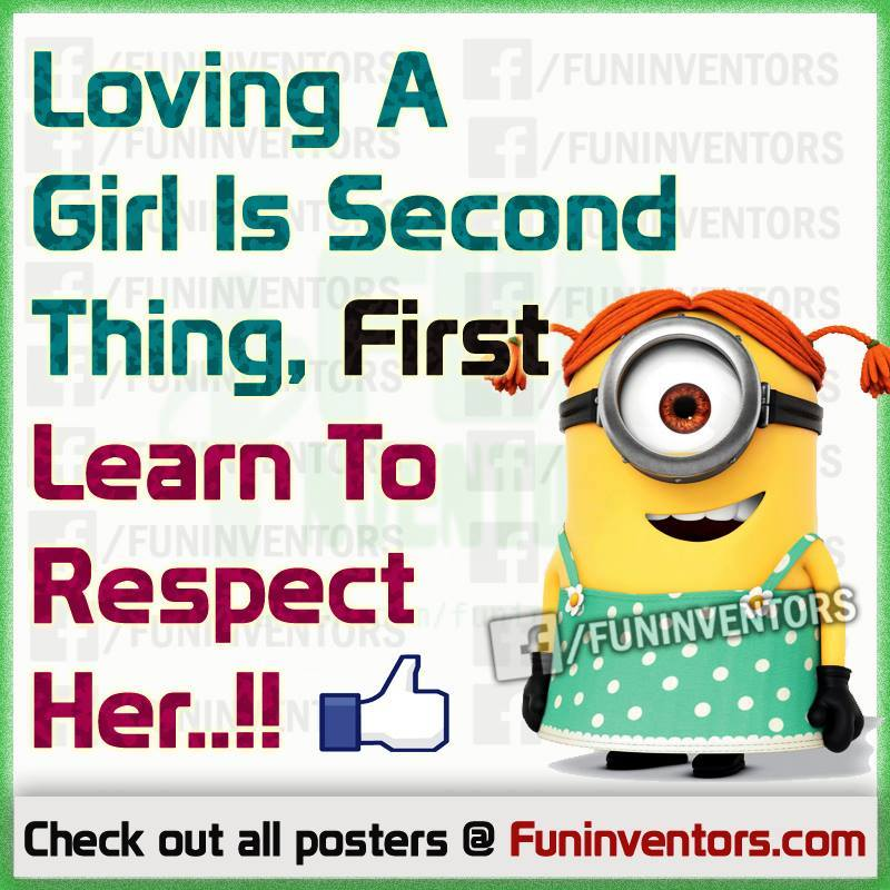 Learn to respect women quote