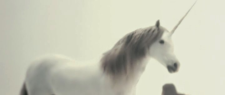 Apparition de licorne Iscomigoo dans Mr nobody