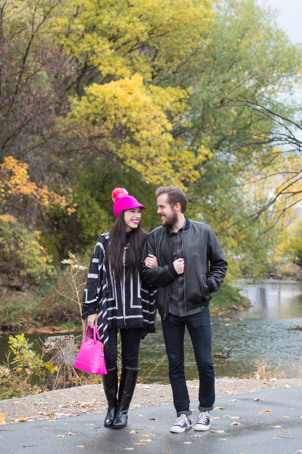 His and her fall fashion lookbook