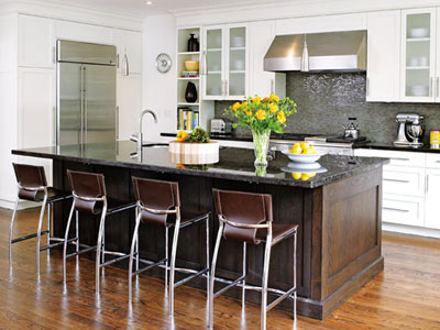 Unique And Inspiring Kitchen Island Ideas House Design