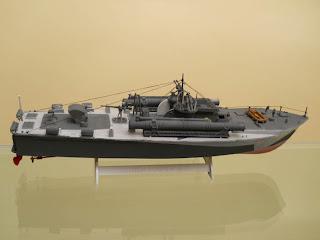 revell 1/72 Vosper Motor Torpedo Boats