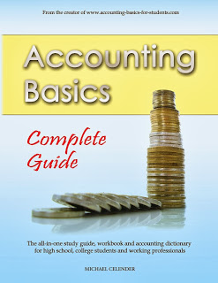 Accounting basics complete guide 1st edition michael a celender accounting basics complete guide 1st edition michael a celender fandeluxe Choice Image