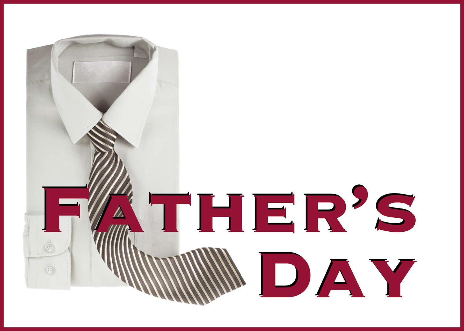 When is Father's Day? : Let's Celebrate!
