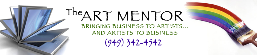 The Art Mentor - 949-342-4542