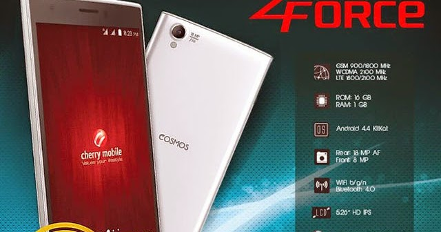 Cherry mobile flare cosmos force