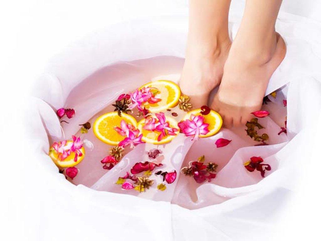 Evelin natural cosmetic ba os de aromaterapia - Bano de pies ...