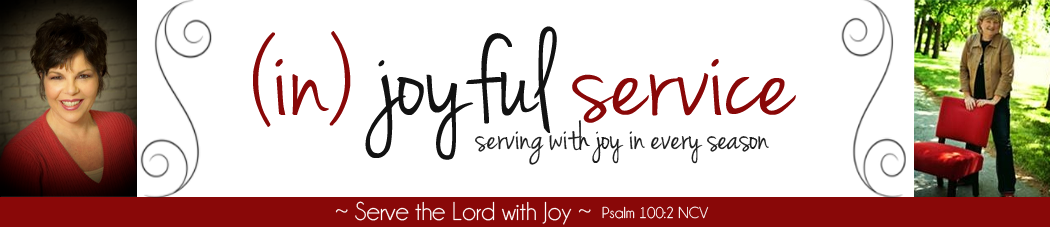 (in) joyful service