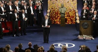 Cerimónia de Entrega do Prémio Nobel da Literatura, Mo Yan
