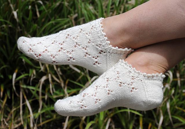 СП - вяжем носочки