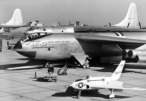 B-52 Bomber Stratofortress