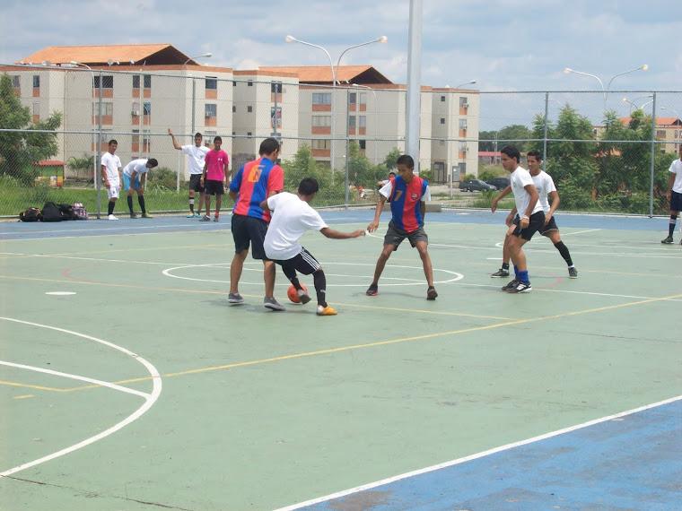 Campeonato de Futbol Sala