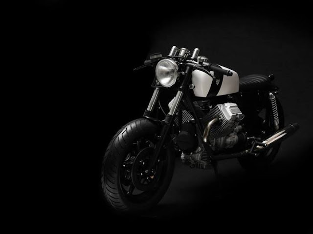 Moto Guzzi V75 Cafe Racer | Moto Guzzi cafe racer kit | Moto Guzzi cafe racer for sale | Moto Guzzi cafe racer price | Moto Guzzi cafe racer parts | Moto Guzzi cafe racer seat | by Venier Customs